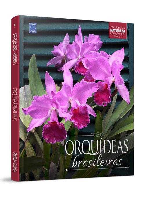 Coleção Rubi: Orquídeas brasileiras