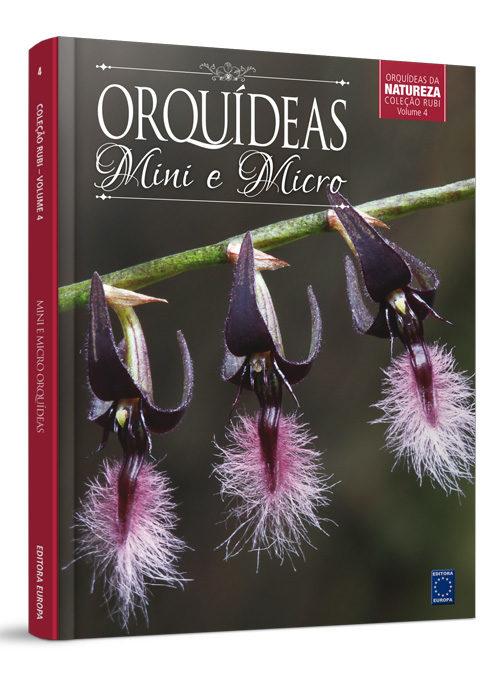 Coleção Rubi: Orquídeas Mini e Micro