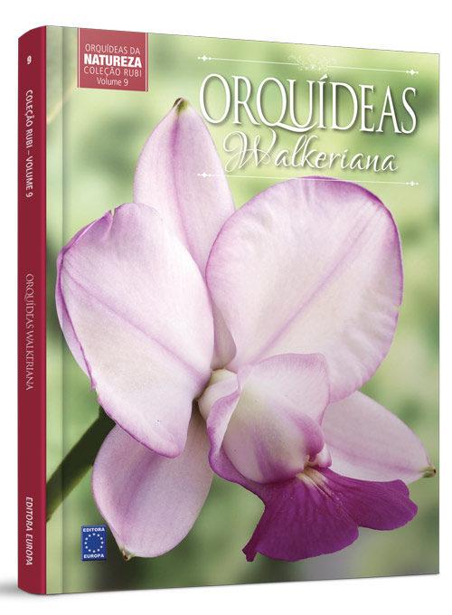 Coleção Rubi: Orquídeas Walkeriana