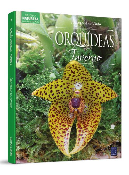 Coleção Esmeralda: Orquídeas de Inverno