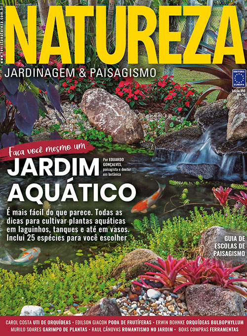 Assinatura Revista Natureza