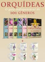 Coleção Orquídeas 101 Gêneros