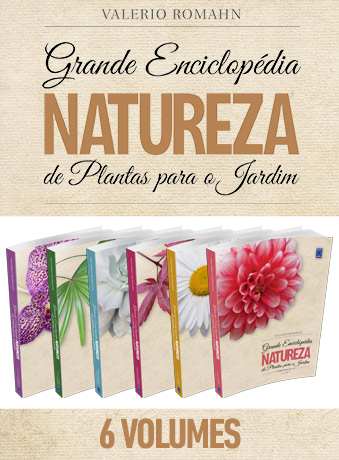 Grande Enciclopédia de Plantas Para o Jardim