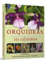 Coleção Orquídeas: O guia indispensável de 101 gêneros de A a Z – Volume 4