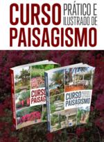 Curso Prático e Ilustrado de Paisagismo – 2 volumes
