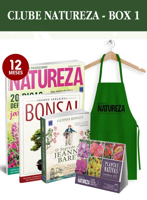 Clube Natureza Box 1