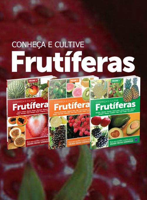 Coleção Frutíferas: Conheça e Cultive
