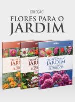 Coleção Flores Para o Jardim – 3 Volumes