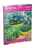 Horta em Casa – Aprenda a cultivar em vasos ou canteiros
