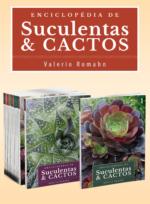 Enciclopédia de Suculentas & Cactos – 13 Volumes